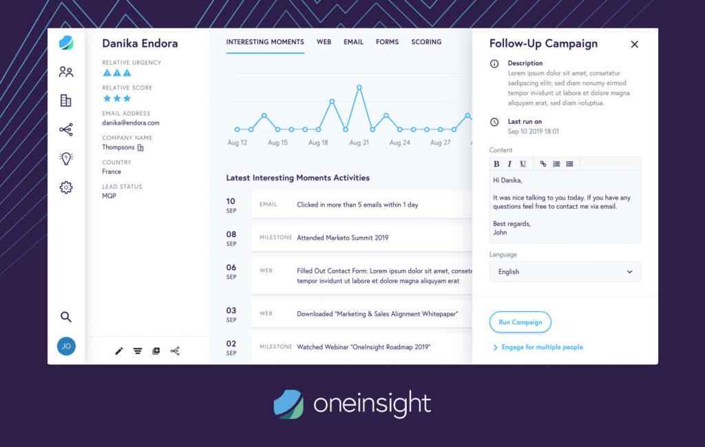 OneInsight Engage