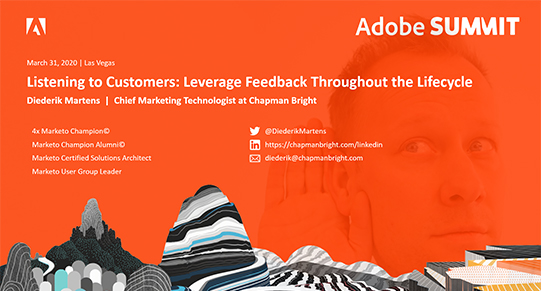 adobe-summit-vegas-2020-diederik-martens-leveraging-customer-feedback-541x291