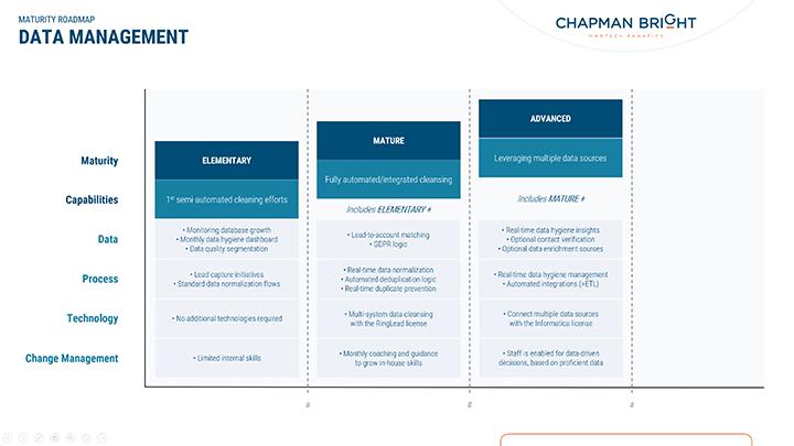 Data Quality Management Marketo Engage