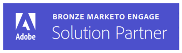 Adobe Solution Partner Bronze Marketo Engage